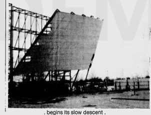 Belt Drive In Torn Down on 19 Nov-1982
