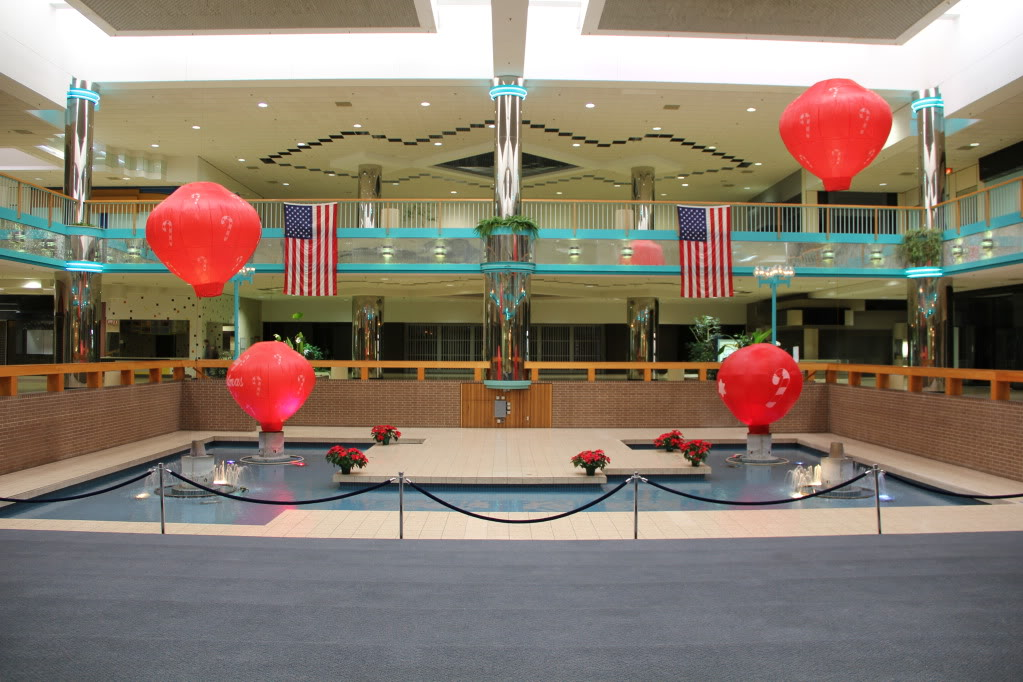 Memories of Metro North Mall