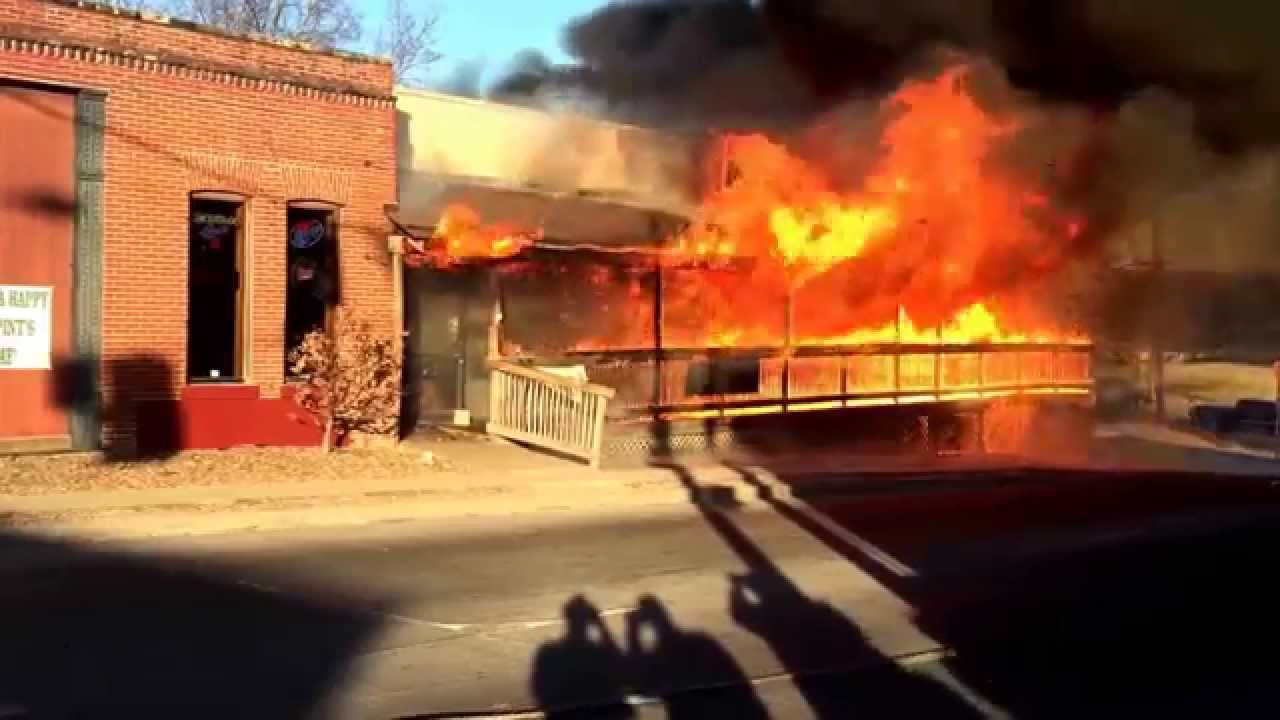 First Ward House Fire St. Joseph Mo