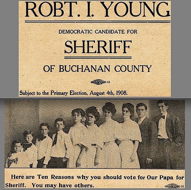 10 Reason to vote Young for Sheriff.
