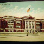 1924. Robidoux School