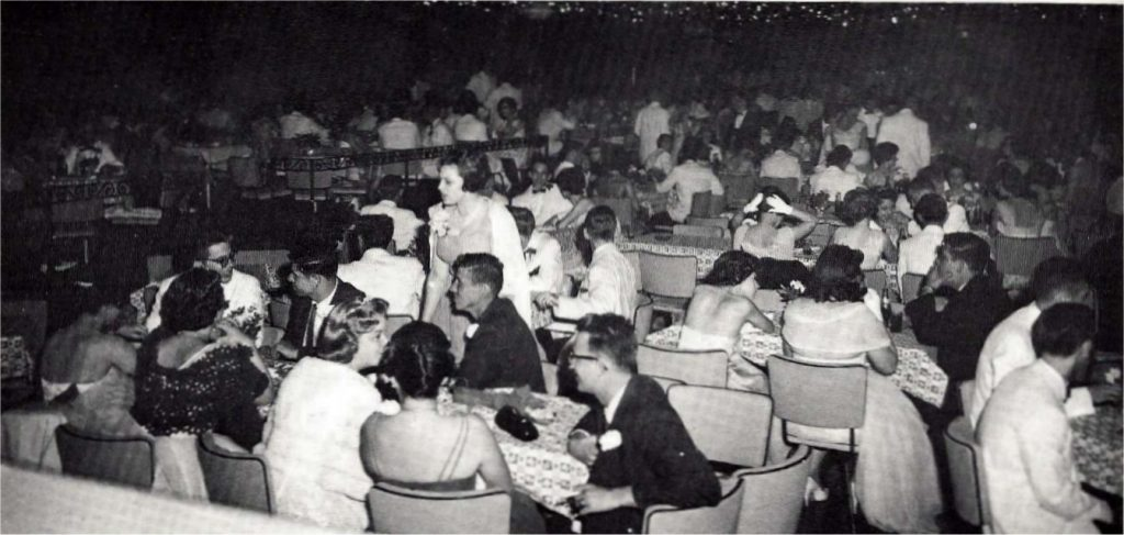 1962 Central High School Prom Frog Hop