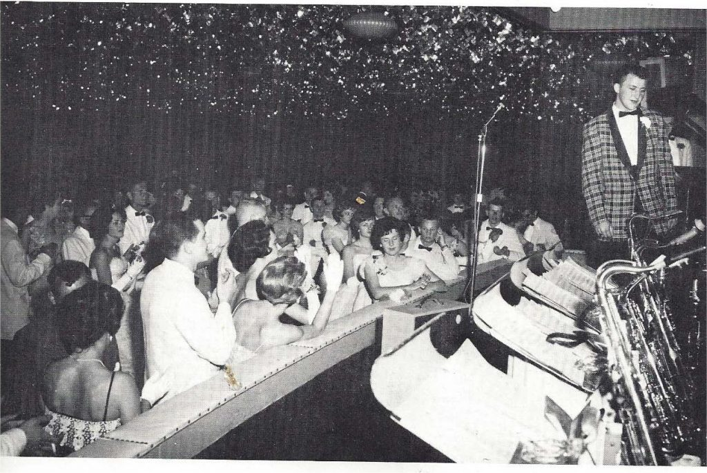 1962 Central High School Prom Frog Hop 2