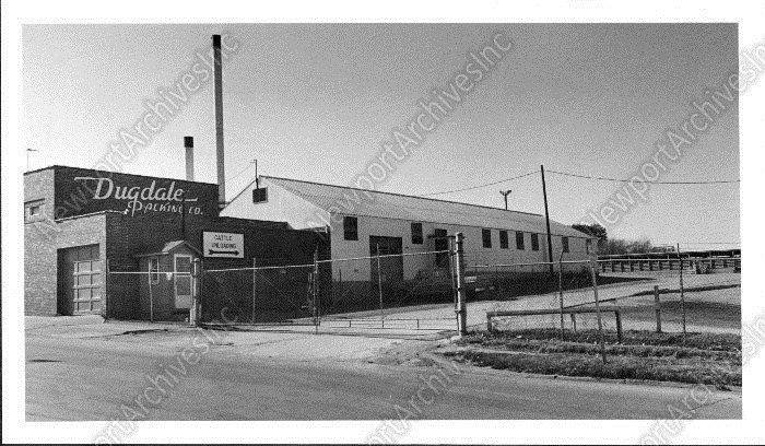 1979 View of the DUGDALE PACKING CO. in ST. JOSEPH
