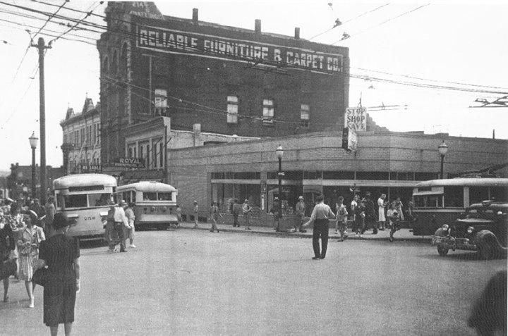 6th & Edmond. 1930s.