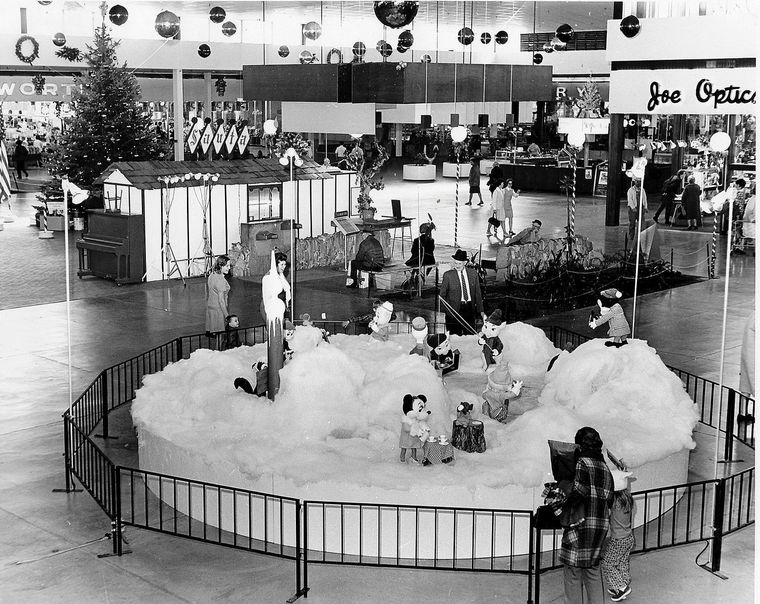A look at East Hills Shopping Center when it opened in 1965 – 2