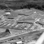 A look at East Hills Shopping Center when it opened in 1965.