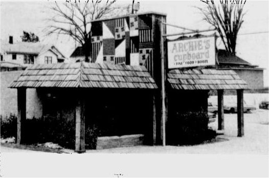 Archie's Cupboard opened in June 1976 at 1209 South Belt Highway