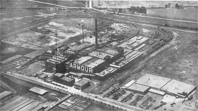Armours in 1943