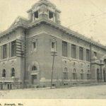 Auditorium St Joseph MO 1912 St. Joseph Missouri