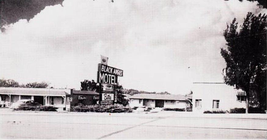 BAXTER BLACK ANGUS HOTEL 1316 North Belt Highway