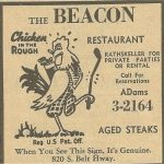 BEACON RESTAURANT 820 South Belt Highway 2