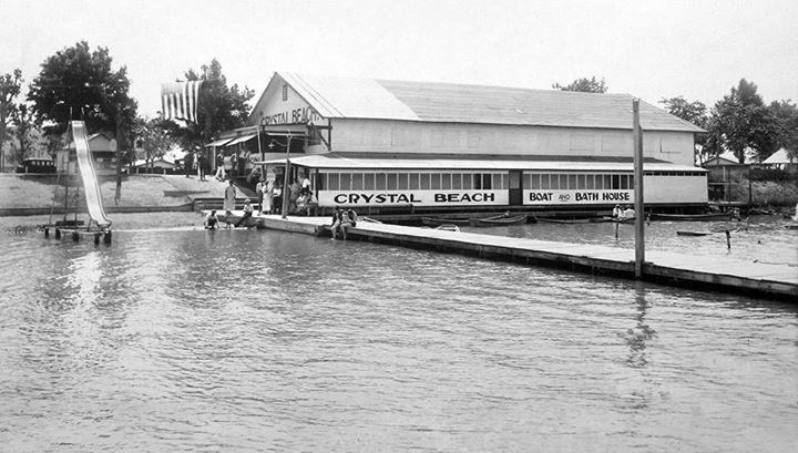 Bean Lake. 1920s.