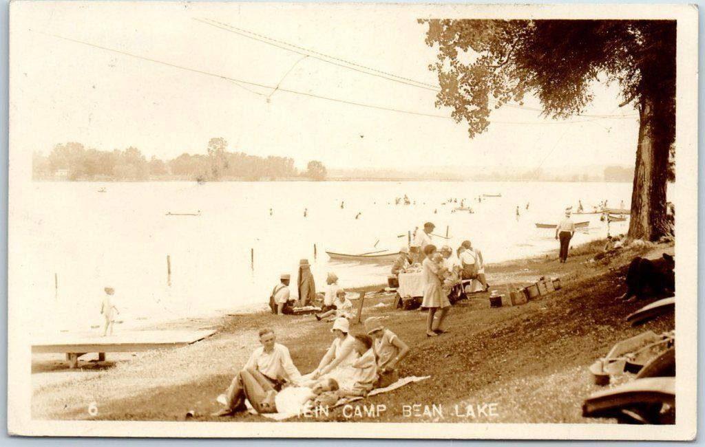 Bean Lake. 1938.