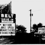 Belt Drive In Theater