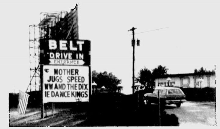 Belt Drive In Theater