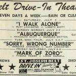Belt Drive In theater 2203 North Belt Highway St. Joseph Mo 2