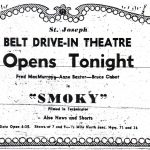 Belt Drive In theater 2203 North Belt Highway St. Joseph Mo 7