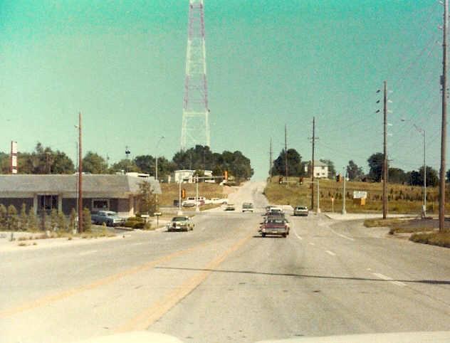 Belt and Faraon, looking eastward 1978