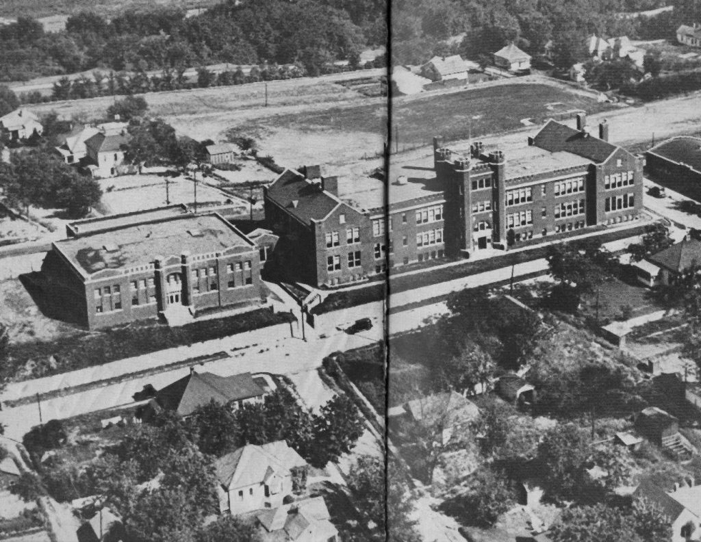 Benton High School 1905-1940 Harvard & Cumberland