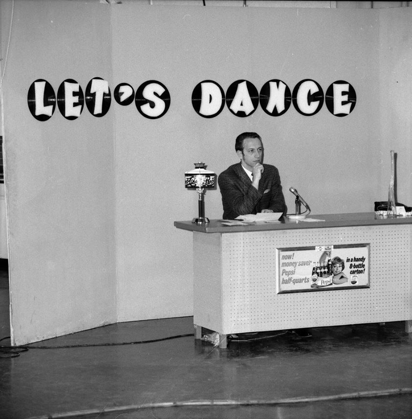 Bill Foster of Lets Dance