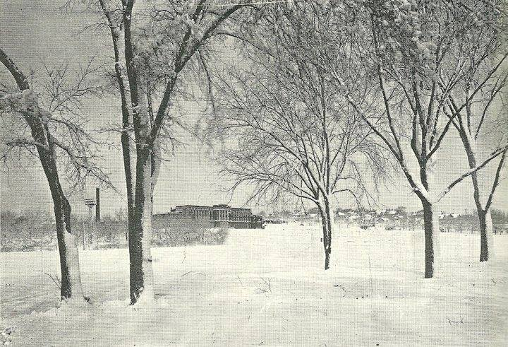 Central High in the Snow. 1939