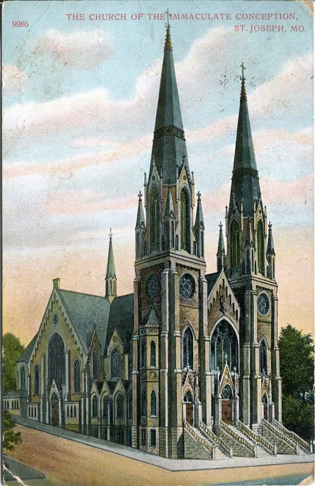 Church of the Immaculate Conception 1910