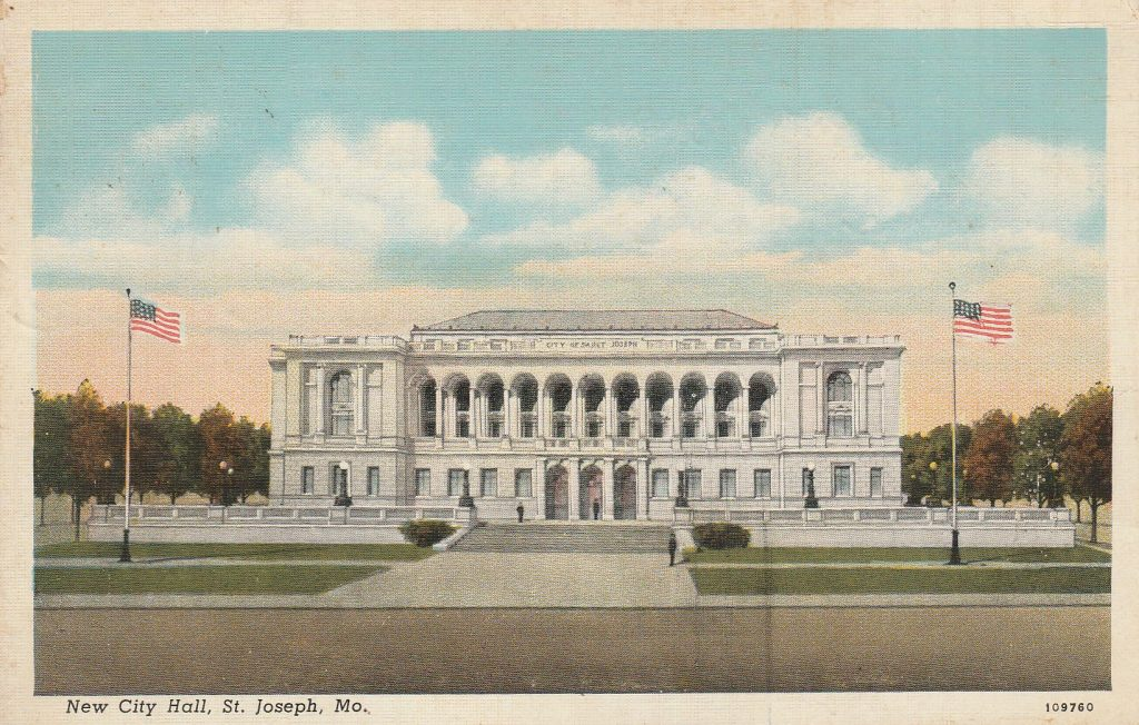 City Hall St. Joseph Mo