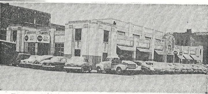 City Market. 1950.