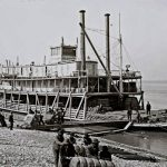 City of St. Joseph Boat 1901 photo.