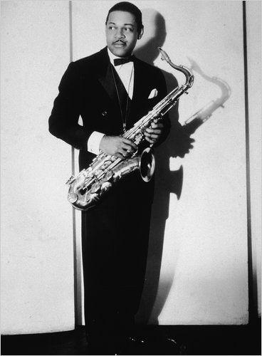 Coleman Hawkins – Legendary American jazz saxophonist
