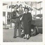 Delbert and Eileen Spalding Frog Hop Gas