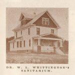 Dr. William L. Whittington was the Saint Joseph coroner in 1889