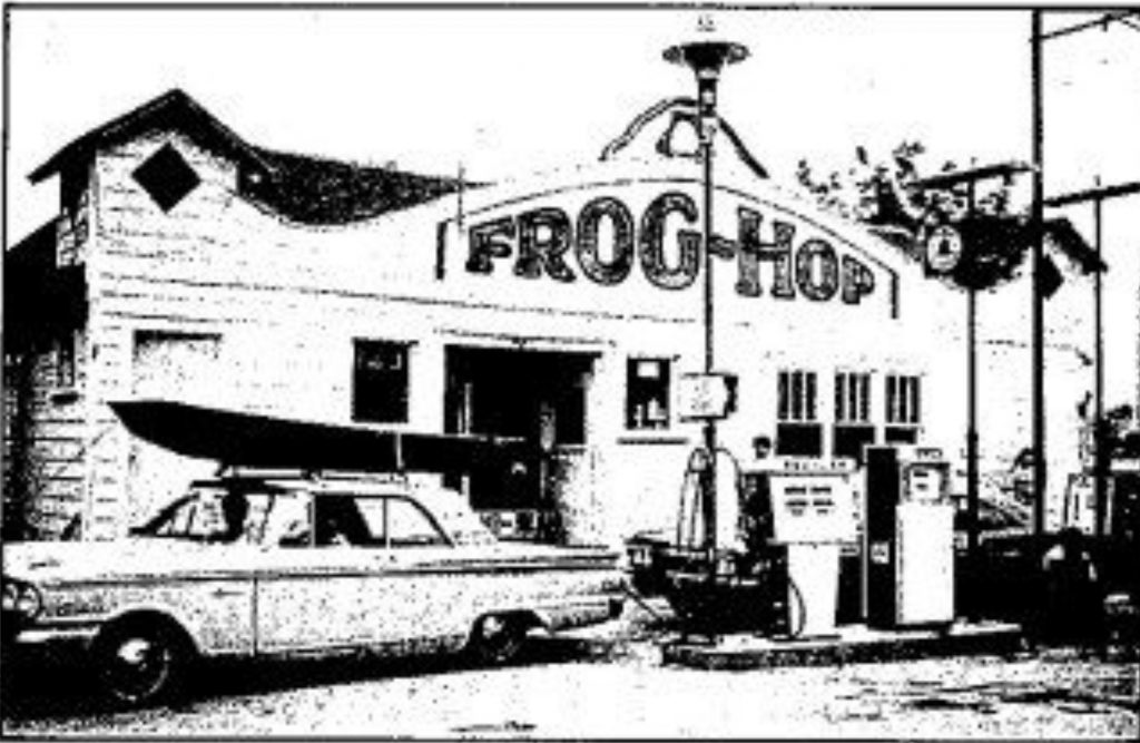 Frog Hop Gas 2