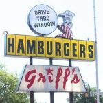 GRIFF'S HAMBURGERS 724 North Belt