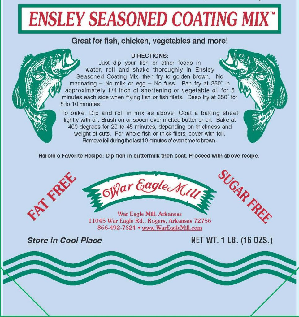 Harold Ensley Fish Fry Mix3