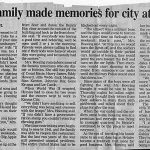 Heinie's Steak House Newspaper Article 2