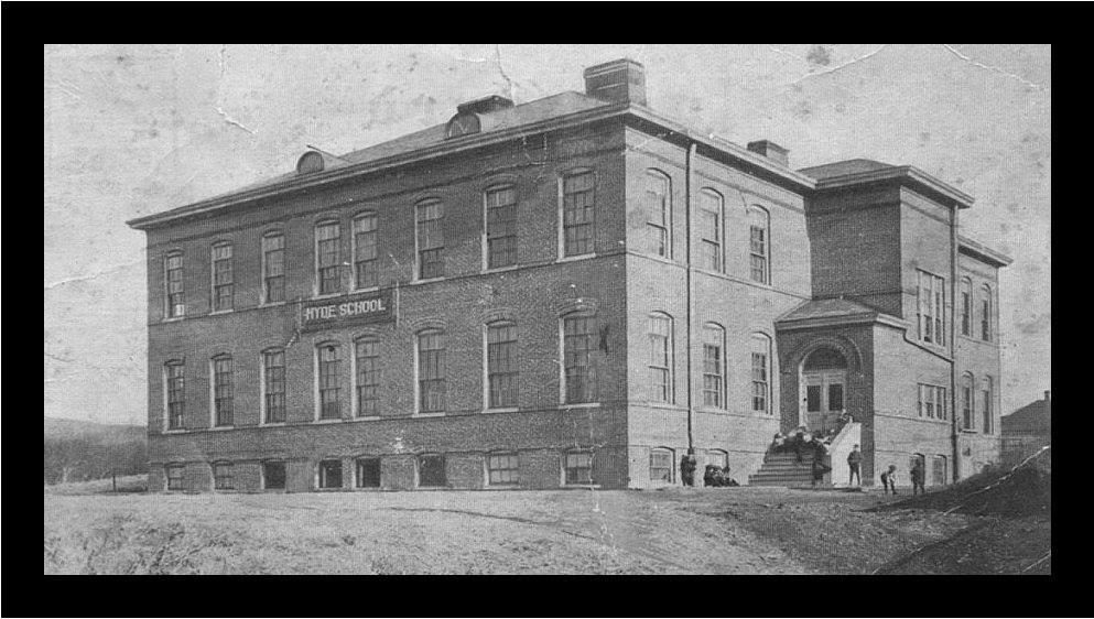 Hyde School circa 1901