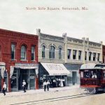 Interurban that traveled between St Joseph and Savannah from 1913 until 1933