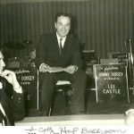 Jimmy Dorsey at the Frog Hop.