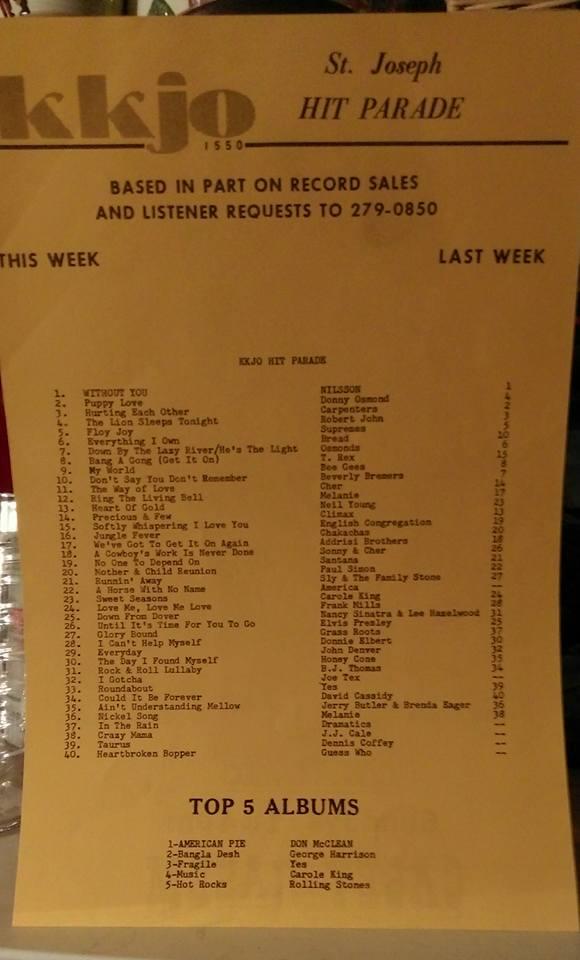 KKJO top 40 33
