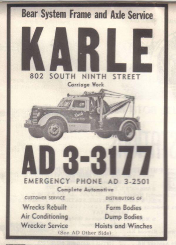 Karle Carriage Works