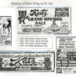 Katz Drug Store Ads