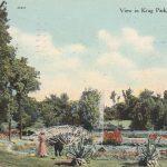 Krug Park Postcard