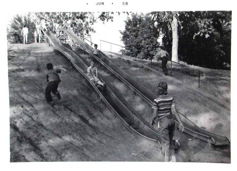 Krug Park Slides