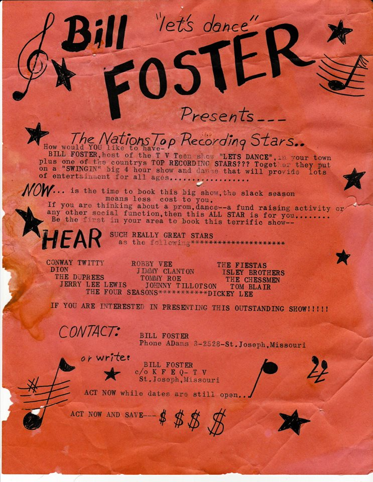 Lets Dance with bill foster 8