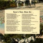Lovers Lane Poem