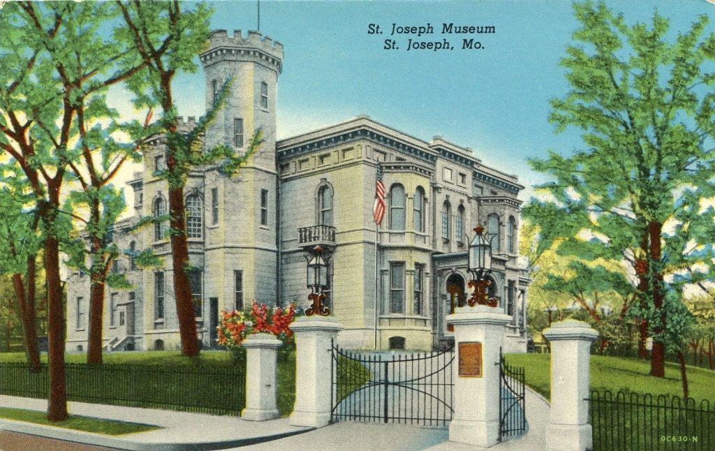 MO SAINT JOSEPH SAINT JOSEPH MUSEUM