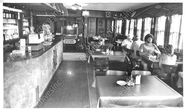 Marina Restaurant & Lounge 1980