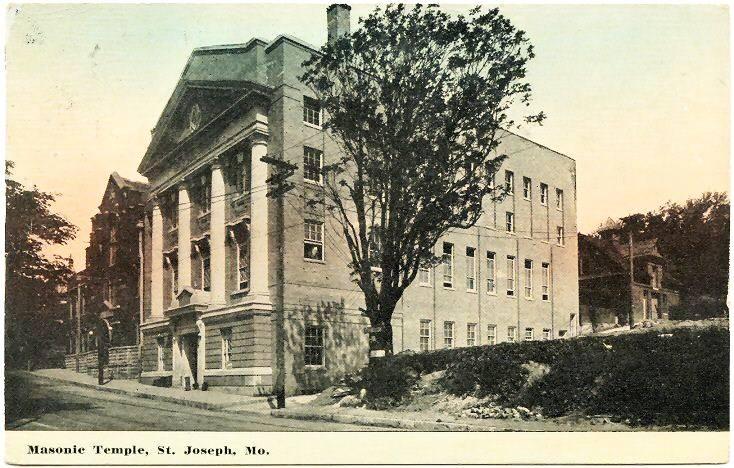 Masonic Temple 1912